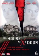 The House Next Door - German Movie Cover (xs thumbnail)
