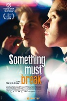 Nånting måste gå sönder - French Movie Poster (xs thumbnail)