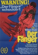 The Collector - German Movie Poster (xs thumbnail)