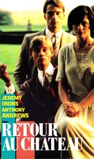 """Brideshead Revisited"" - French VHS movie cover (xs thumbnail)"