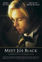 Meet Joe Black - Theatrical movie poster (xs thumbnail)