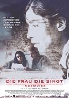 Incendies - German Movie Poster (xs thumbnail)