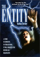 The Entity - DVD cover (xs thumbnail)