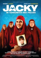 Jacky au royaume des filles - German Movie Poster (xs thumbnail)