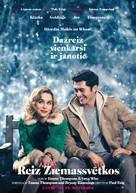 Last Christmas - Latvian Movie Poster (xs thumbnail)
