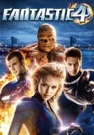 Fantastic Four - Polish Movie Cover (xs thumbnail)