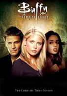 """Buffy the Vampire Slayer"" - DVD movie cover (xs thumbnail)"
