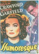 Humoresque - French Movie Poster (xs thumbnail)