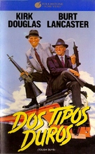 Tough Guys - Argentinian VHS movie cover (xs thumbnail)