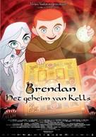 The Secret of Kells - Dutch Movie Poster (xs thumbnail)