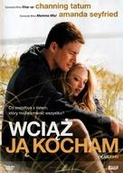 Dear John - Polish DVD cover (xs thumbnail)