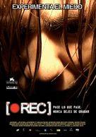 [Rec] - Uruguayan Movie Poster (xs thumbnail)