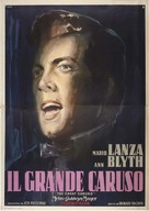 The Great Caruso - Italian Movie Poster (xs thumbnail)