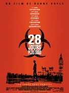 28 Days Later... - French Movie Poster (xs thumbnail)