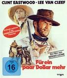 Per qualche dollaro in più - German Blu-Ray movie cover (xs thumbnail)