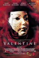 Valentine - Movie Poster (xs thumbnail)