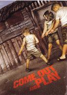 Come Out and Play - DVD cover (xs thumbnail)