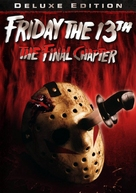 Friday the 13th: The Final Chapter - Movie Cover (xs thumbnail)