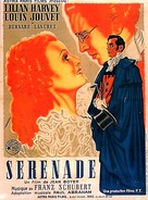Sérénade - French Movie Poster (xs thumbnail)