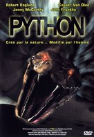 Python - French DVD cover (xs thumbnail)