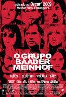 Der Baader Meinhof Komplex - Brazilian Movie Poster (xs thumbnail)