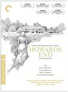Howards End - DVD cover (xs thumbnail)