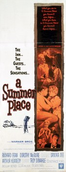 A Summer Place - Movie Poster (xs thumbnail)