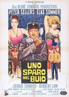 A Shot in the Dark - Italian Movie Poster (xs thumbnail)
