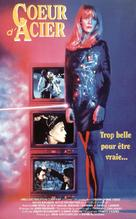 Steel and Lace - French VHS movie cover (xs thumbnail)