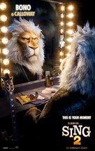 Sing 2 - International Movie Poster (xs thumbnail)