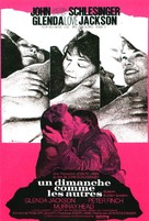 Sunday Bloody Sunday - French Movie Poster (xs thumbnail)