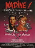 Nadine - French Movie Poster (xs thumbnail)