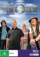 """Time Team"" - Australian DVD movie cover (xs thumbnail)"