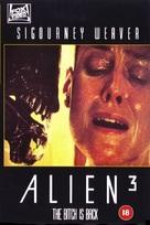 Alien 3 - British VHS cover (xs thumbnail)