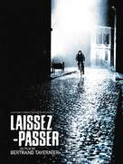 Laissez-passer - French Movie Poster (xs thumbnail)
