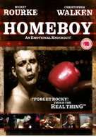 Homeboy - British DVD movie cover (xs thumbnail)