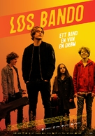 Los Bando - Norwegian Movie Poster (xs thumbnail)