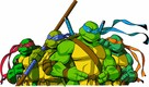 """Teenage Mutant Ninja Turtles"" - Key art (xs thumbnail)"