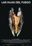Las hijas del fuego - Argentinian Movie Poster (xs thumbnail)