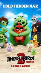 The Angry Birds Movie 2 - Norwegian Movie Poster (xs thumbnail)