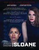 Miss Sloane - Movie Poster (xs thumbnail)