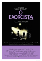 The Exorcist - Brazilian Movie Poster (xs thumbnail)