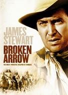 Broken Arrow - DVD cover (xs thumbnail)