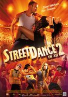 StreetDance 2 - German Movie Poster (xs thumbnail)
