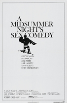A Midsummer Night's Sex Comedy - Movie Poster (xs thumbnail)