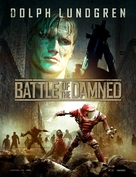 Battle of the Damned - DVD movie cover (xs thumbnail)