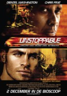 Unstoppable - Dutch Movie Poster (xs thumbnail)