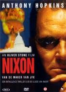 Nixon - Dutch DVD movie cover (xs thumbnail)