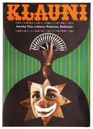 Clowns, I - Czech Movie Poster (xs thumbnail)