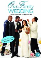 Our Family Wedding - British DVD cover (xs thumbnail)